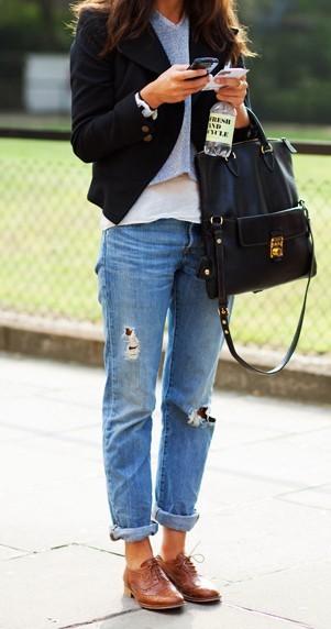 1e499d52f Los puedes doblar desde 2 veces hasta las que te parezca necesario y puedes  hacerlos con skinny jeans