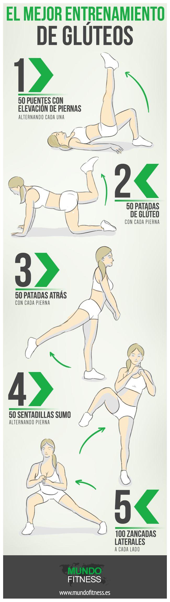 Rutina de ejercicios para piernas mujeres