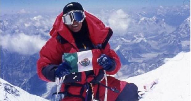 Ninguna mujer había escalado hasta la cima del Everest.