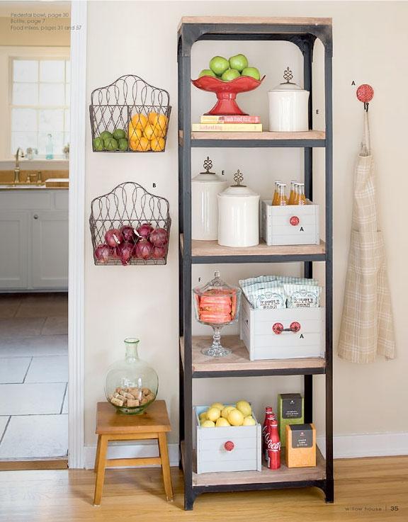 Muebles para espacios peque os actitudfem for Extra kitchen storage ideas