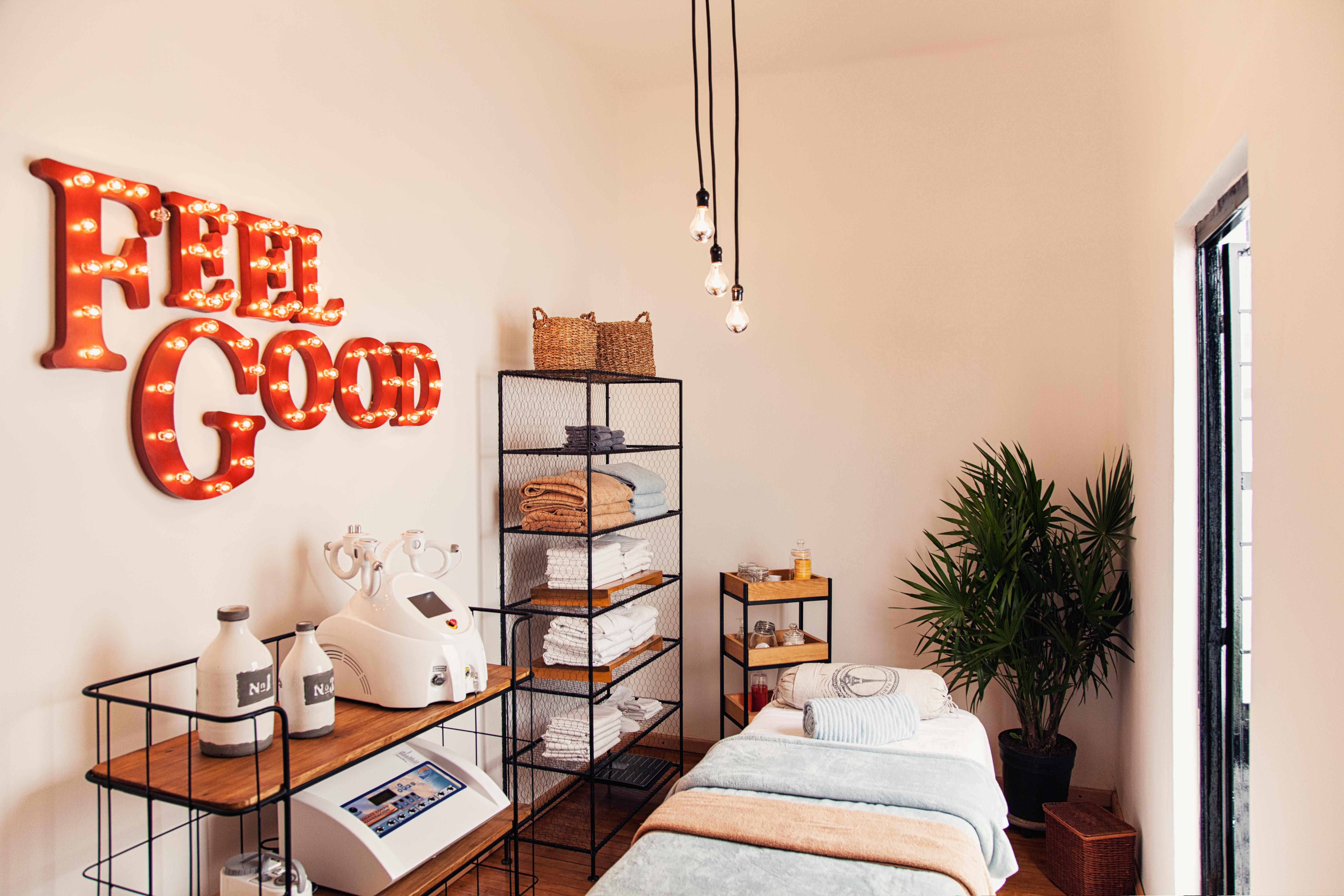 Rese a de spa tina belo soyactitud - Objetos decorativos salon ...