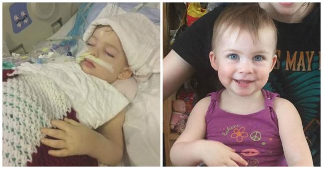 Una niña cayó en coma y murió por comer palomitas de maíz