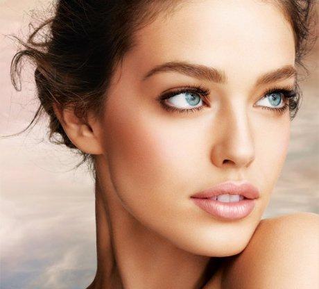 Beach Wedding Makeup For Olive Skin : como maquillar cara redonda SoyActitud
