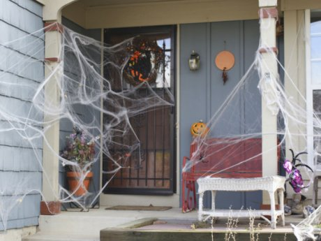 Tips sencillos para decorar en halloween soyactitud - Comment decorer sa maison pour halloween ...
