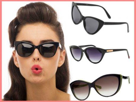 Las gafas cuadradas, son recomedables para un tipo de rostro redondo u ovalado ya que las lineas rectas contrastan con las curvas del rostro haciendo que