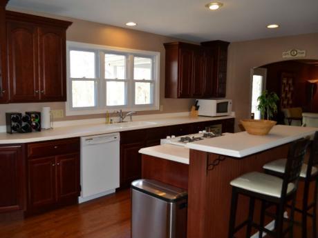 Como hacer espacio en la cocina actitudfem for Altura barra cocina