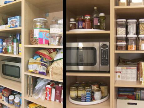 Como ordenar la despensa actitudfem for Como ordenar la cocina