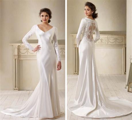Bella novia vestidos