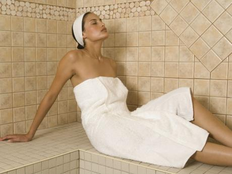 Como funciona un sauna actitudfem - Que es una sauna ...