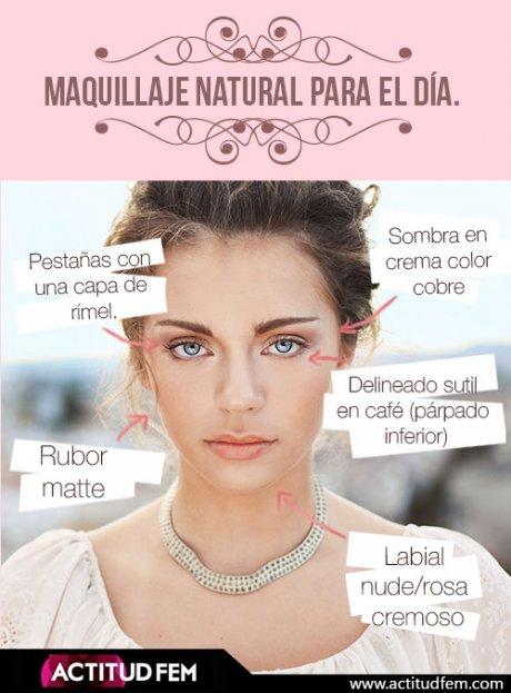 tips de maquillaje de dia