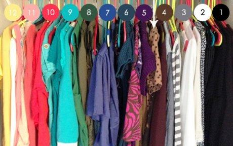 Tips para ordenar tu closet actitudfem - Como ordenar tu armario ...