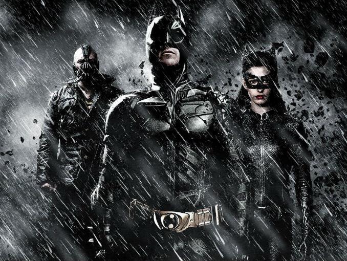 Batman El Caballero De La Noche Asciende Dvd Full