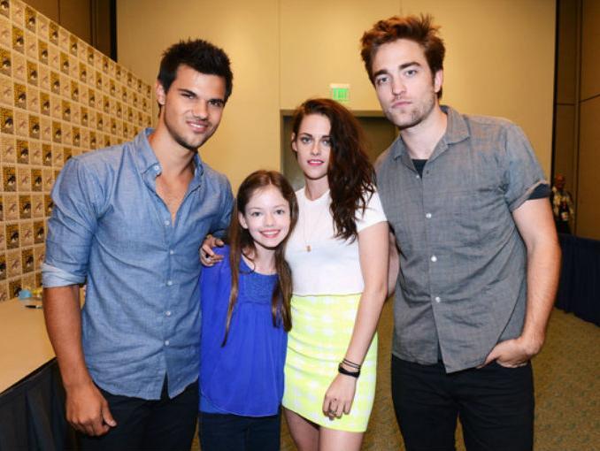 Robert, Kristen, Taylor y el resto de tus actores favoritos reunidos en San Diego.