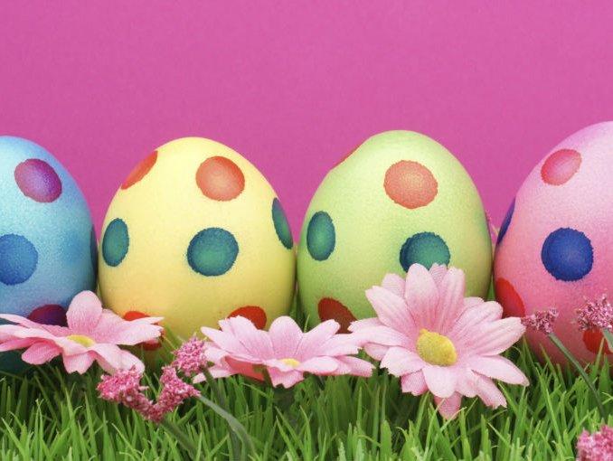Como decorar cascarones de huevos - Imagui