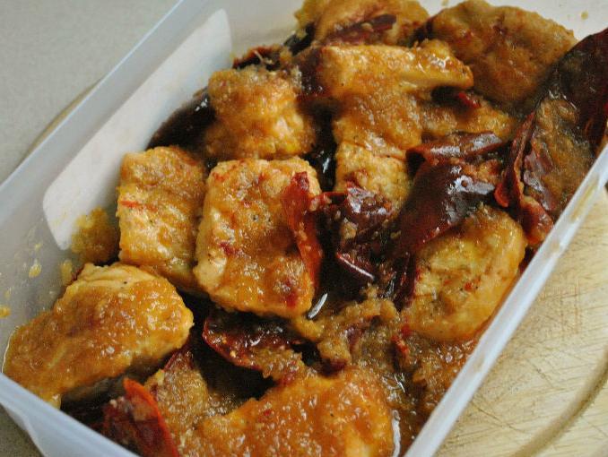 Pollo al horno con chile guajillo - Taringa!