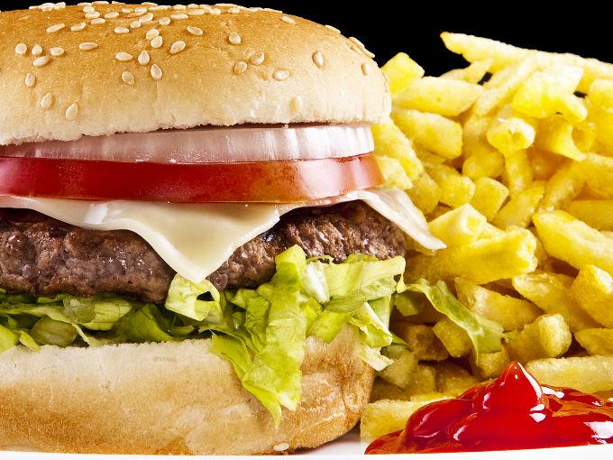 Opciones saludables de comida r pida actitudfem for Una comida rapida