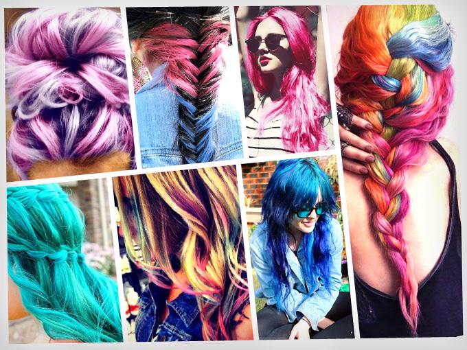 cabello de colores | ActitudFem