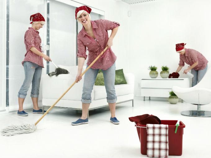Consejos para limpiar tu casa gu a semanal actitudfem - Limpieza en casa ...