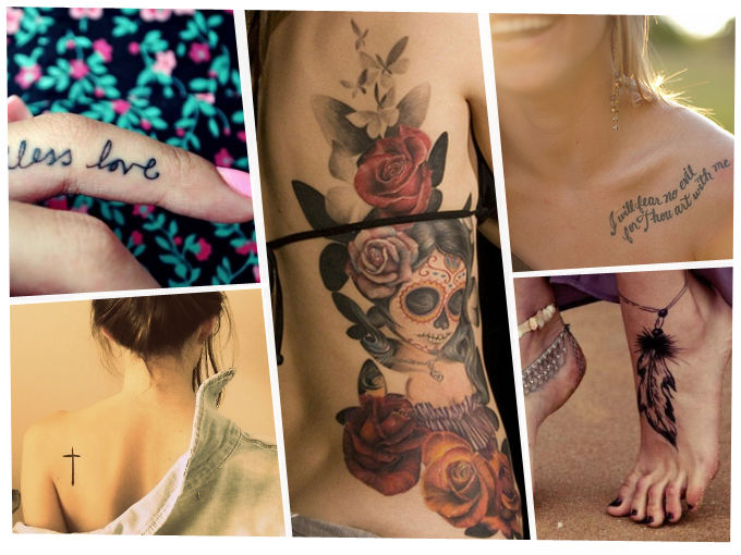 Donde Ponerme Un Tatuaje Actitudfem