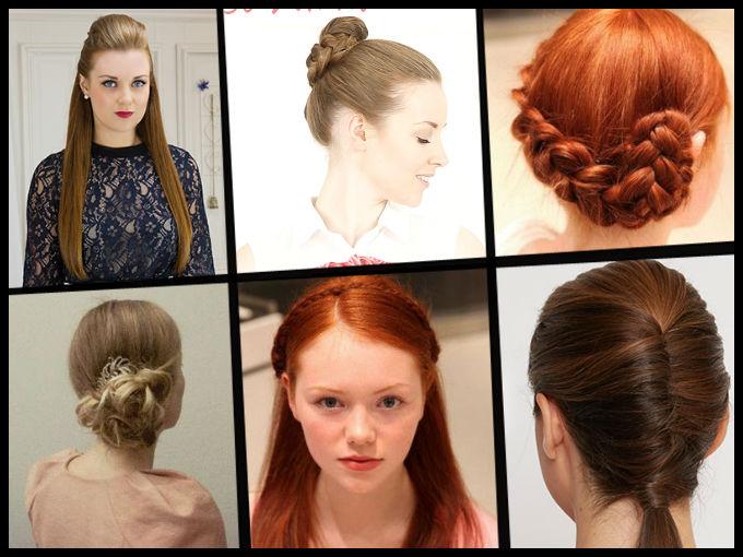 Es el mejor momento para experimentar con peinados que se nos compliquen o que nos parezcan difíciles.