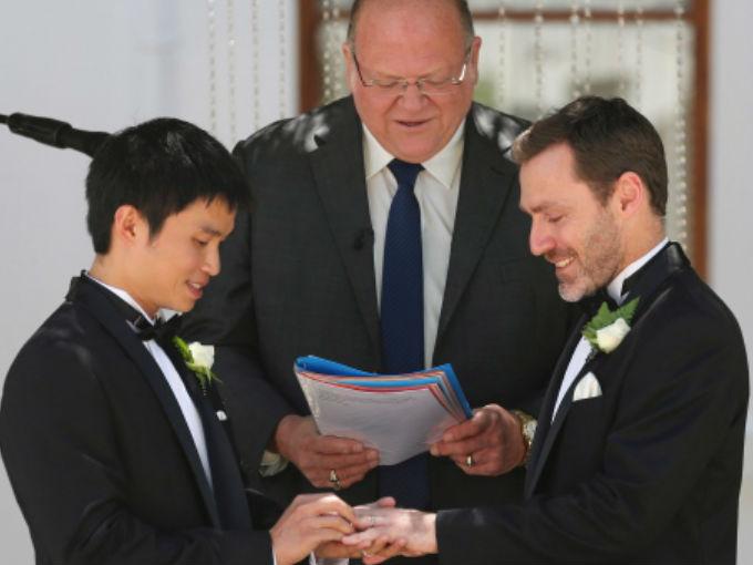 Matrimonio Gay Biblia : Matrimonio gay en australia actitudfem