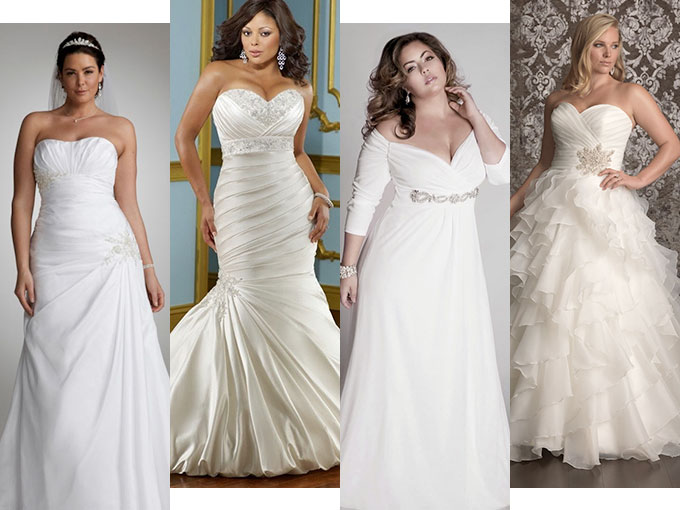 vestidos de novia para gorditas 2014 [fotos] | actitudfem