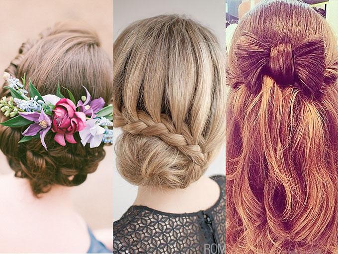 10 Peinados Para Damas En Una Boda Fotogaleria Actitudfem