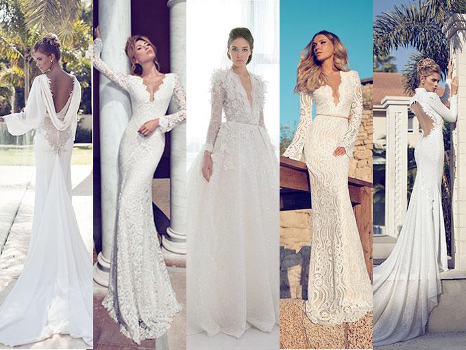 Vestidos de novia y trajes 2018 / 2017 Pronovias