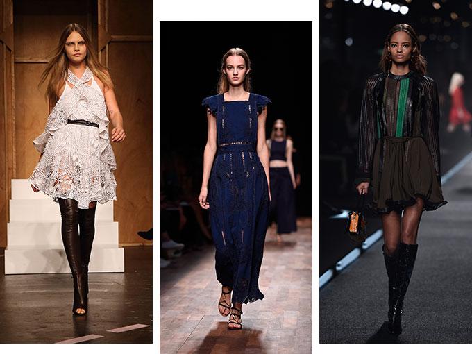 Colecciones de moda m s populares de primavera verano 2015 for Colecciones en red