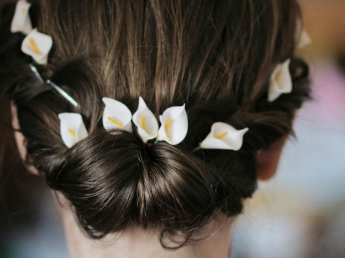 Peinado para cabello corto elegante tutorial actitudfem - Tutorial de peinados ...