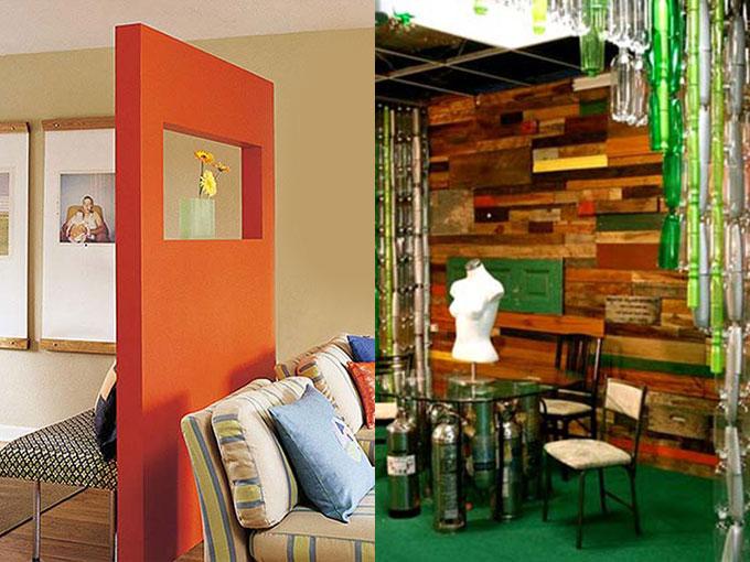Maneras creativas de dividir una habitaci n actitudfem for Como dividir una habitacion