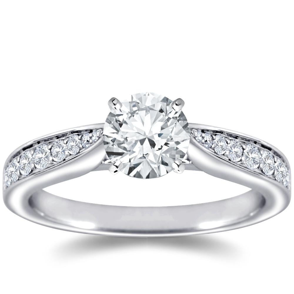 anillos de compromiso estilo vintage -