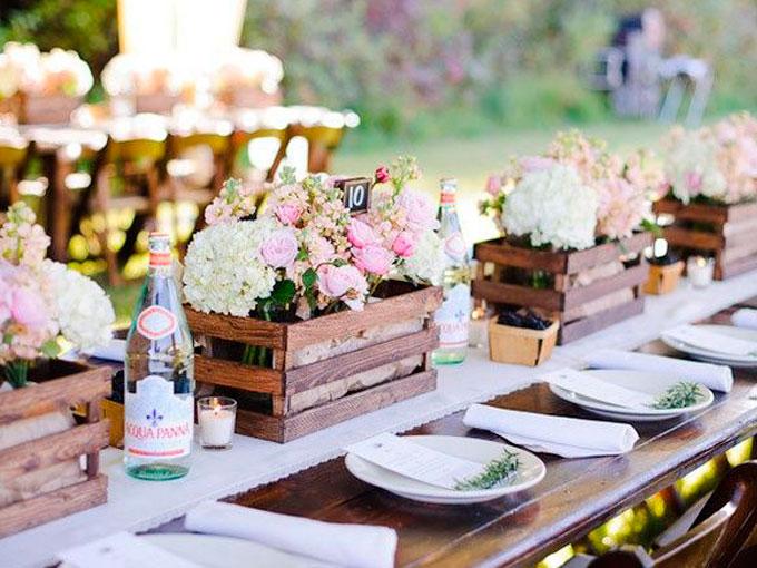 Ideas para bodas con poco presupuesto actitudfem for Ideas para decorar una boda