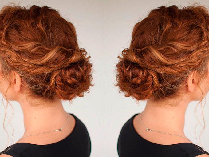 De moda peinados con pelo recogido Galeria De Cortes De Cabello Estilo - Peinados fáciles de cabello recogido Fotos   SoyActitud