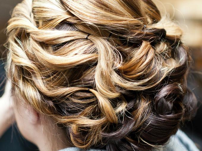 Acogedor peinados para boda pelo corto mujer Galería de ideas de coloración del cabello - Peinados para boda: cabello corto | ActitudFem