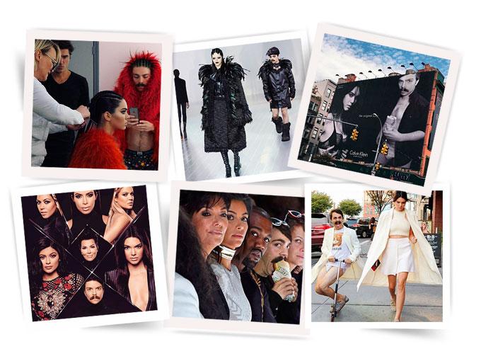 Las Kardashian-Jenner son las reinas indiscutibles de las redes sociales, y ahora ha saltado a la fama un nuevo miembro de la familia. Estamos hablando de Kirby Jenner, el joven que se ha nombrado a sí mismo hermano fraternal de Kendall y que aparentemente es un as del Photoshop.