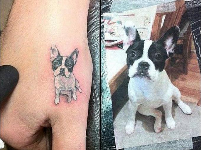 21 tatuajes para las amantes de los perros | ActitudFem