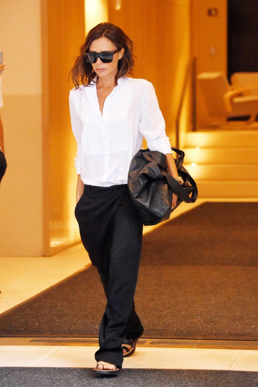 Victoria Beckham en Victoria Beckham, Nueva York