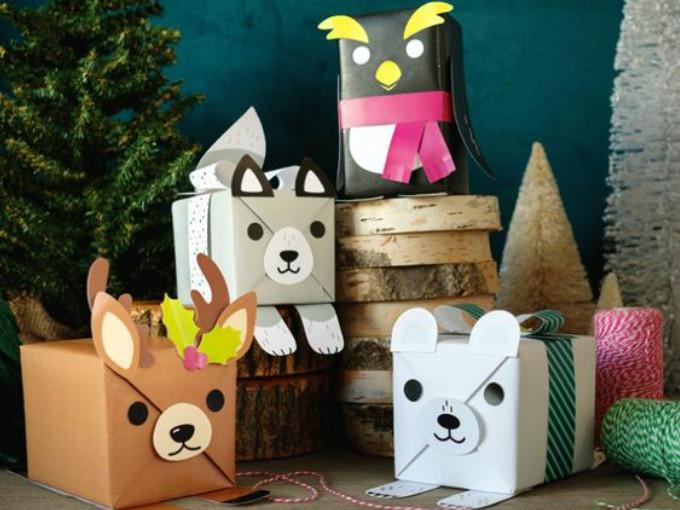 Originales ideas para envolver tus regalos actitudfem - Regalos envueltos originales ...
