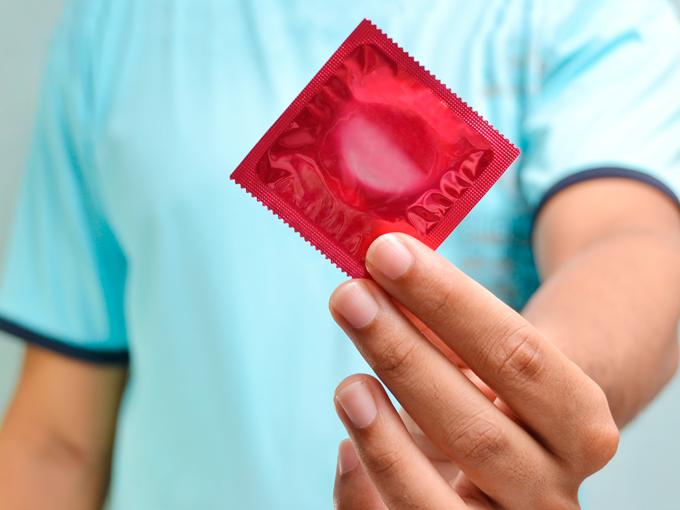 alergia al latex de los condones sintomas