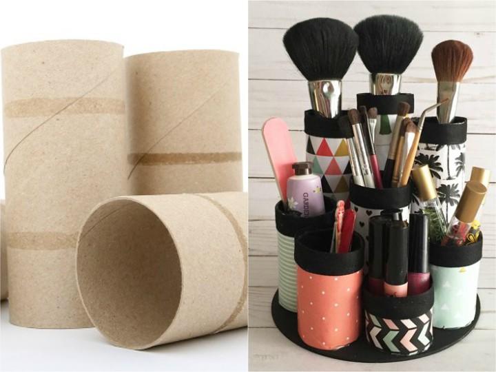3 organizadores de maquillaje que puedes hacer tú misma