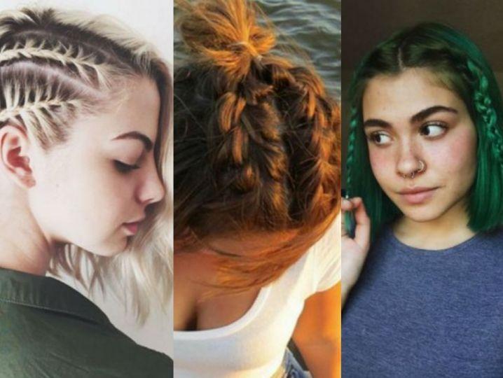 Imagenes de peinados para pelo corto