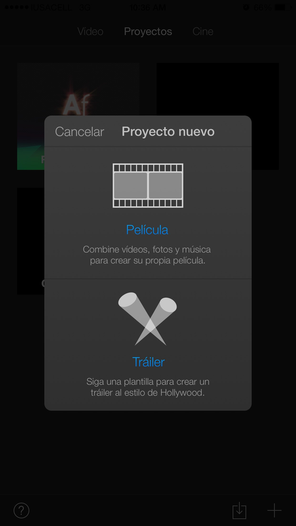 Como editar videos en el iPhone | ActitudFem