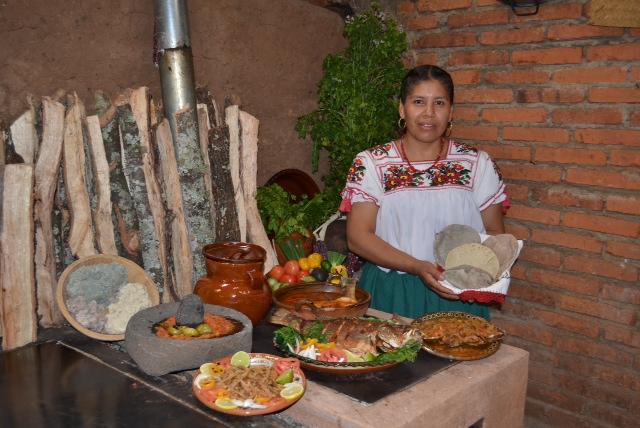 Cocina Tradicional Michoacana Actitudfem