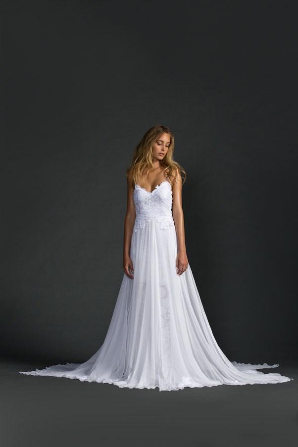 el vestido de novia más famoso de pinterest | actitudfem