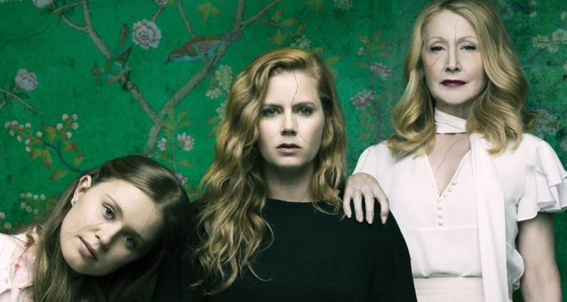 Poster Sharp Objects