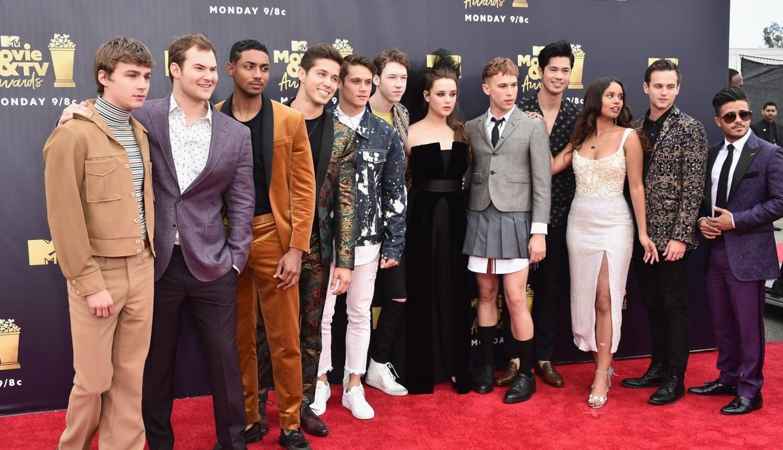 13-reasons-why-elenco-mtv-movie-awards-2018