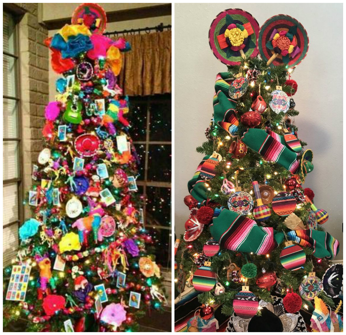 Decoraciones muy mexicanas para tu casa esta navidad for Decoracion artesanal para el hogar