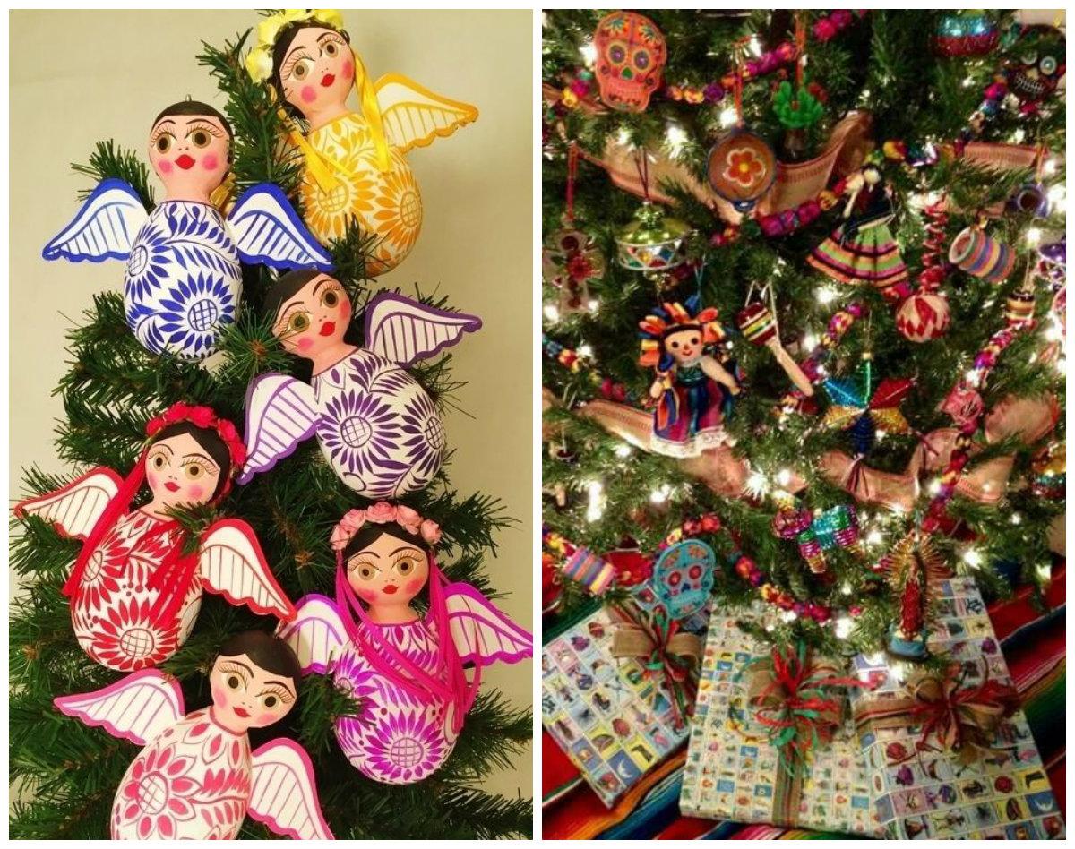 Decoraciones muy mexicanas para tu casa esta navidad for Decoraciones faciles navidad para casas