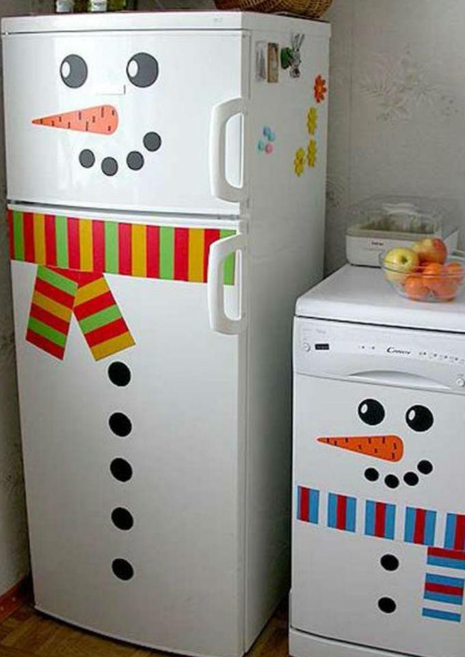 10 ideas para decorar tu casa en navidad sin gastar mucho for Ideas para adornar puertas en navidad
